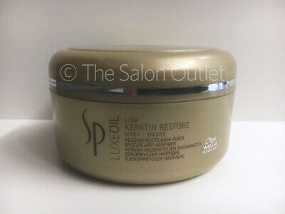 Wella SP System Professional Luxe Oil Keratin Restore Treatment Mask 150ml