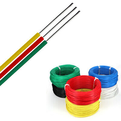 BV Electrical Wire Cable PVC Single Core Copper Hard Wire 0.07/0.12/0.2/0.5mm²