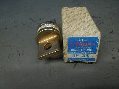 Buss Fuse JJN 400 T-Tron 300 Volts 400 Amps~NEW Old Stock~