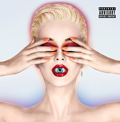 Perry, Katy-Witness CD NEW