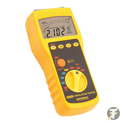 Martindale IN2102 - LCD, Audible, Digital Insulation & Continuity Tester