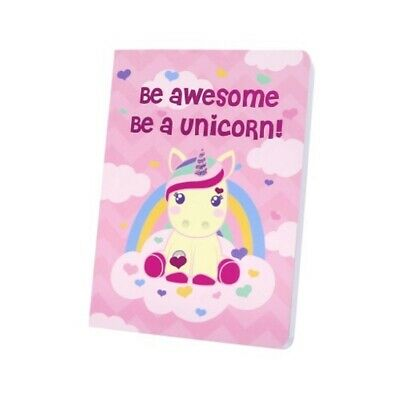 Carnet Licorne Candy Cloud Candy