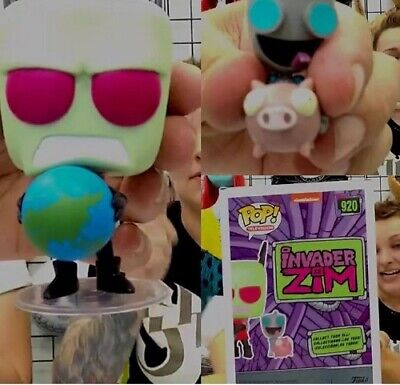 Funko Pop! INVADER ZIM #920 Hot Topic Exclusive PREORDER!