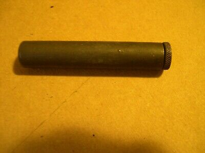 Military WW2 Type .30 M1  Carbine Steel Oiler, Unmarked