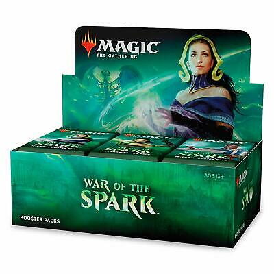 War of the Spark Booster Box - Factory Sealed - MTG Magic the Gathering English