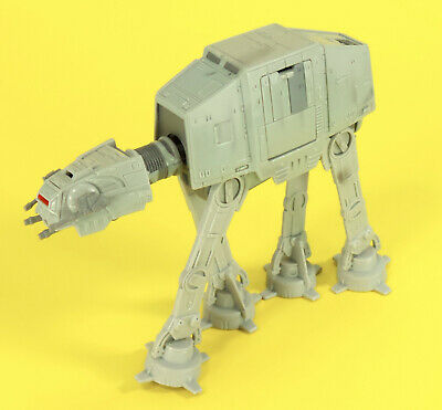 """Micro Machines STAR WARS 1995 Imperial AT-AT 5"""" Toy Collectible Doors Open EXC"""