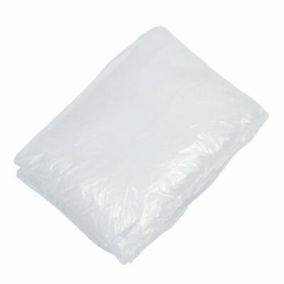 2X(Disposable Plastic Car Cover---Dust Cover/ Rain Cover/ Paint Cover/ ---f V6G8