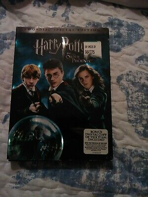 Harry Potter and the Order of the Phoenix (DVD, 2007, 2-Disc Set, Special Editi…