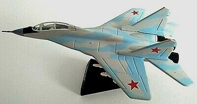 Russian JETs Collection MiG-15; MiG-23; MiG-29; Tupolev TU-160; 4 Diecast MODELs