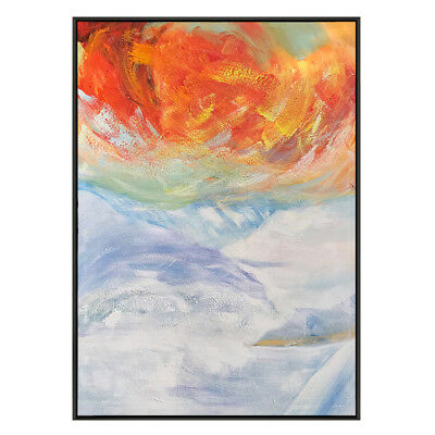 HH526# Modern Home decoration Landscape oil painting Hand-painted on canvas