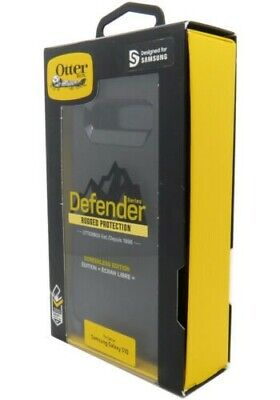 New Otterbox Defender Series Case for the Samsung Galaxy S10 Screenless & Clip