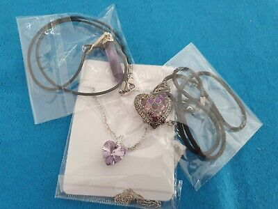 Variety of Fashion Jewellery - different styles and colours - 3 items per set