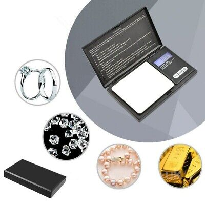 200G/0.01G Electronic Jewelry Scale Digital High Precision Portable Gram Scale