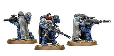 40k x3 ELIMINATOR SQUAD Vanguard Primaris Space Marines Scouts Sniper NEW