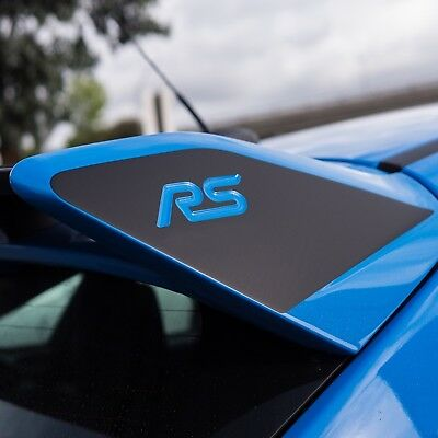 x2 Ford Focus RS MK3 Ford Performance Rear Spoiler Wing Decals Revo