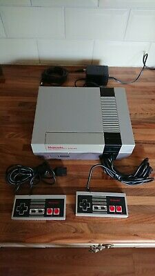 NES - Nintendo Entertainment System Console
