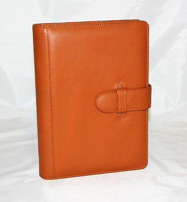 Organiser Real Leather Finish Opaque Document Holder Port Weave Man Woman