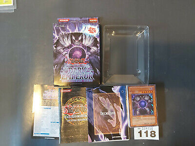 Yu-Gi-Oh! The Trading Card Game: The Dark Emperor Structure Deck (118b)