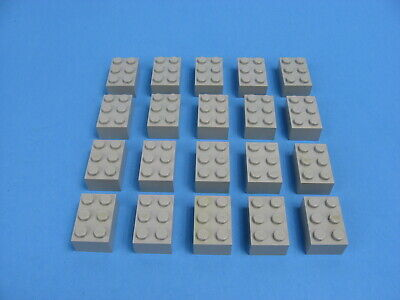 Castle Lego 1x1 Lot 10x Old Gray Bricks  Stud On Side And Top-Star Wars,Space