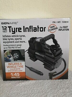 Model TC12CUK Bon-Aire 12V Air Inflator