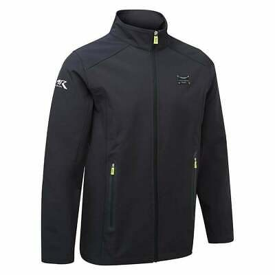 Aston Martin Racing Softshell Jacket 2019 Navy ADULT Free UK Ship