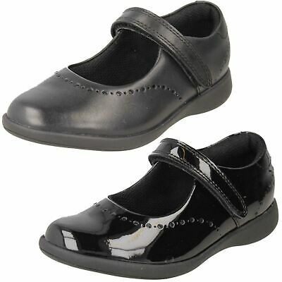 Girls Clarks Formal/School Shoes Etch Craft