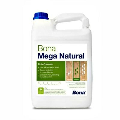 Bona Mega Natural 5l, Ultra Mate Pinturas Base Agua Selladura
