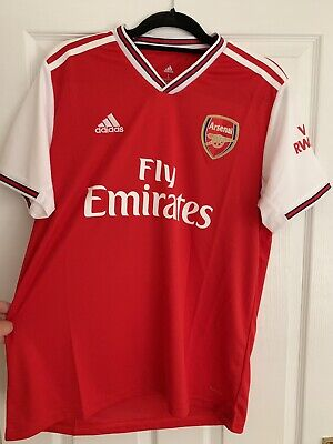 BNWT Arsenal Home Top 19/20 Season Large