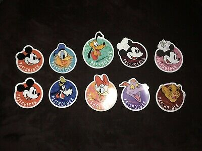 10 Disney Car Magnets including the New Simba Magnet (sold out)