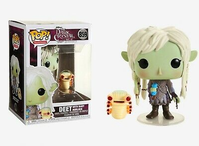 Funko Pop TV: The Dark Crystal Age of Resistance - Deet w/ Baby Nurlock #41500