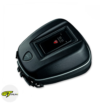 Genuine Ducati Monster / Multistrada 5L Pocket Tank Bag | OEM | 96780262C