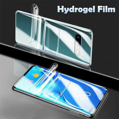 Hydrogel Clear Full Coverage Screen Protector For Samsung Galaxy Note 9