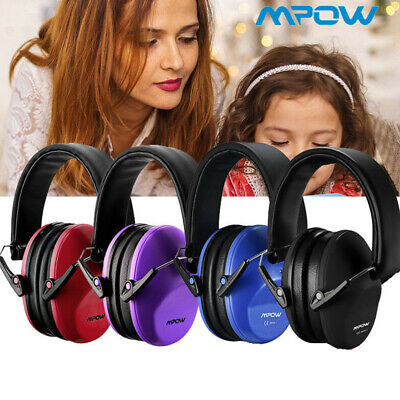 Mpow Kids Shooting Ear Muffs Defenders Hearing Protection Noise Cancelling Baby