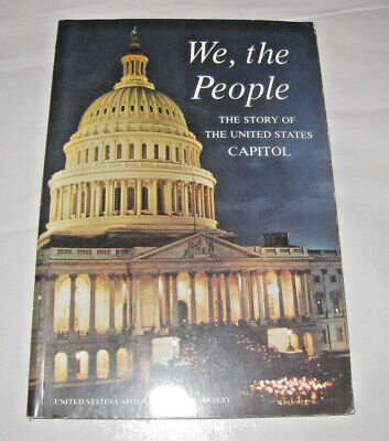 1974 We The People Story of United States Capitol Historical Society PB p144