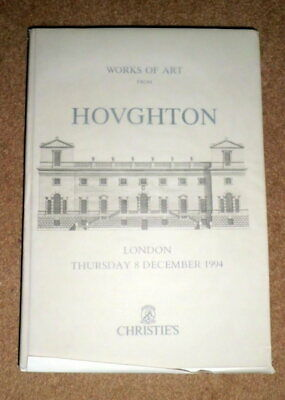 Christie's Works of Art from Houghton sale catalogue - 8 December 1994  147 lots