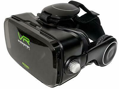Monster Vision VR Audio Virtual Reality Headset with Integrated Headphones NEW