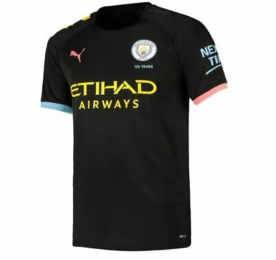 Brand New! Manchester City Away Shirt 2019-20. Size Large (with defect)