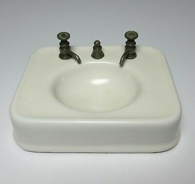Lenox Standard Sink Cast Iron & Porcelain Salesman's Sample