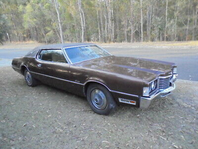 1972 Ford Thunderbird Coupe 460 V8 Auto 71949 Original Miles Stored Since 1985