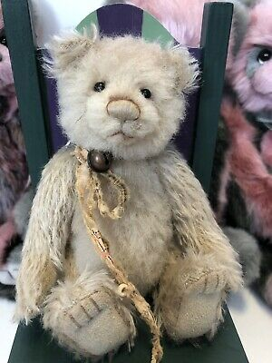 DINKY minimo Charlie Bears 🐻 6.5 inch fully jointed mohair! LE 2000