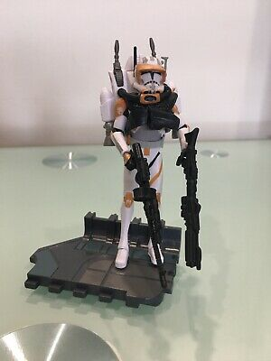 Star Wars Clone Commander Cody Jet Propulsion Pack TCW 2012 Mint Complete Loose