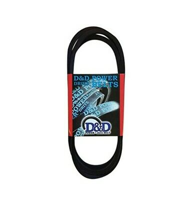 D/&D PowerDrive BX162 V Belt  5//8 x 165in  Vbelt