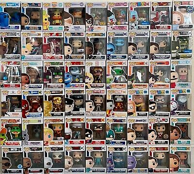 Funko Pop! Collection - Choose From: Exclusives, Vaulted, Rare, Commons-