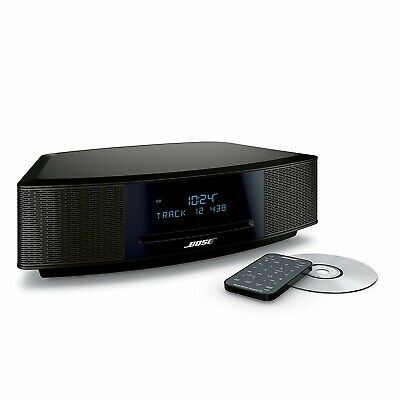 Bose Wave Music System IV - Espresso Black - New In Box