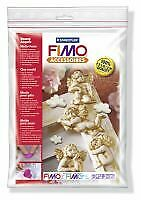 FIMO clay mould Young Angels