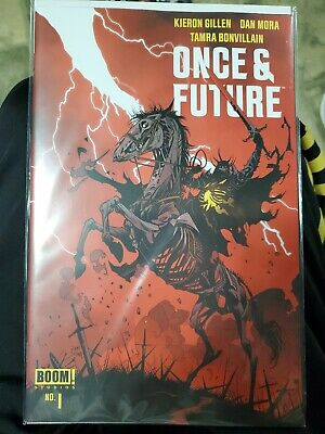 Boom! Studios Once and & Future #1 3rd PRINT