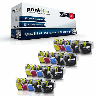 20x Kompatible Tintenpatronen für Brother LC3213 Farb Set XXL-Drucker Pro Serie