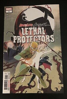 ABSOLUTE Carnage Lethal Protectors #1 Main Cover A - NM - Marvel Comics (2019)