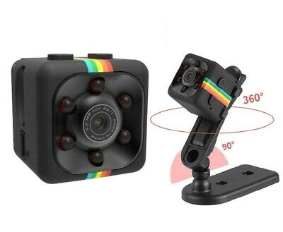 Telecamera Spy Cam Mini Action Camera Spia Micro Sd Full Hd Videosorveglianza