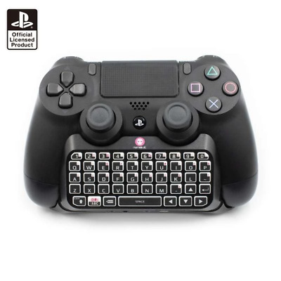 Official PS4 Bluetooth Keyboard / Chatpad for DualShock 4 Wireless Controller